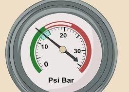 فشار آب پکیج